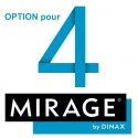 Option pour MIRAGE